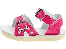 Load image into Gallery viewer, Sweetheart Fuchsia Sandal