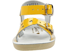 Load image into Gallery viewer, Sweetheart Yellow Sandal