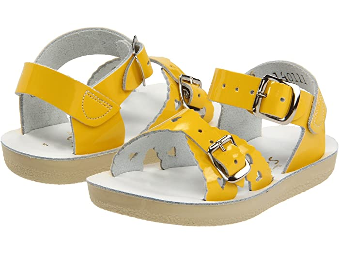 Sweetheart Yellow Sandal