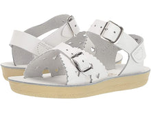Load image into Gallery viewer, Sweetheart Sandal White