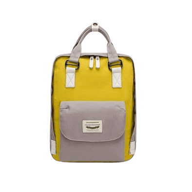 Embossed Casual Backpack