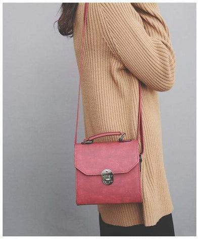 New Vintage Leather Ladies Shoulder Bag