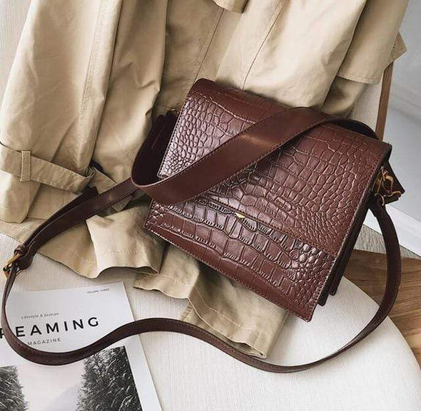 Fashion Ladies PU Leather Crossbody Bags