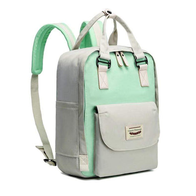 Girls casual school backpack