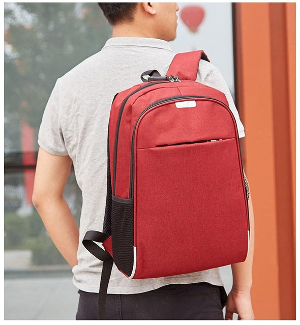 Wenny Anti Theft Backpack With USB Charging Port