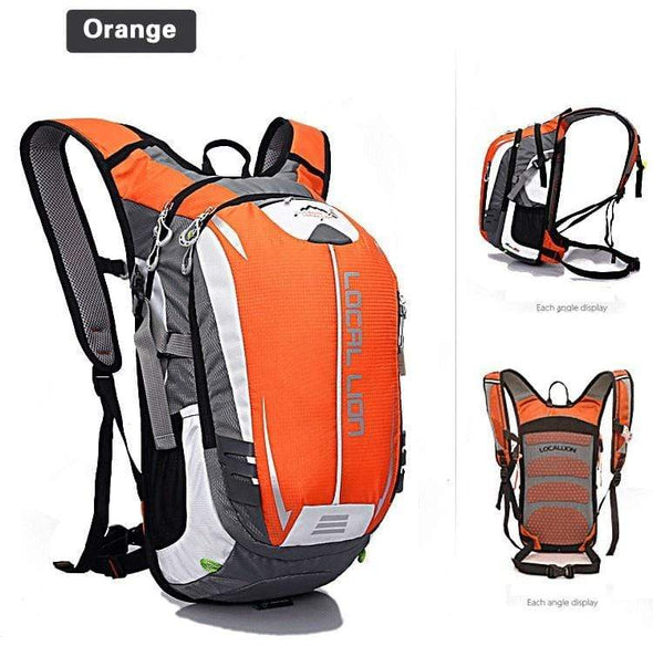Durable and Waterproof Sports Backpack for Hiking and Biking