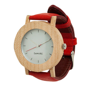 DeMAPLE Red Strap