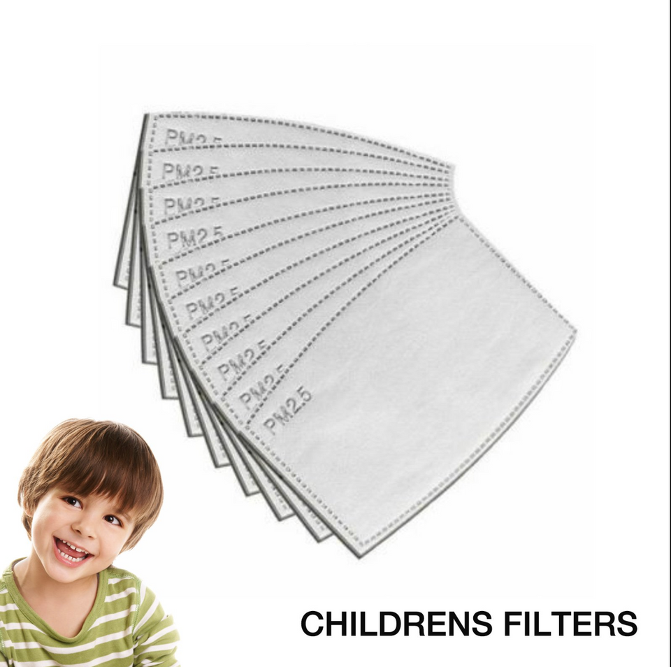 Wholesale Childrens PM 2.5 Filters