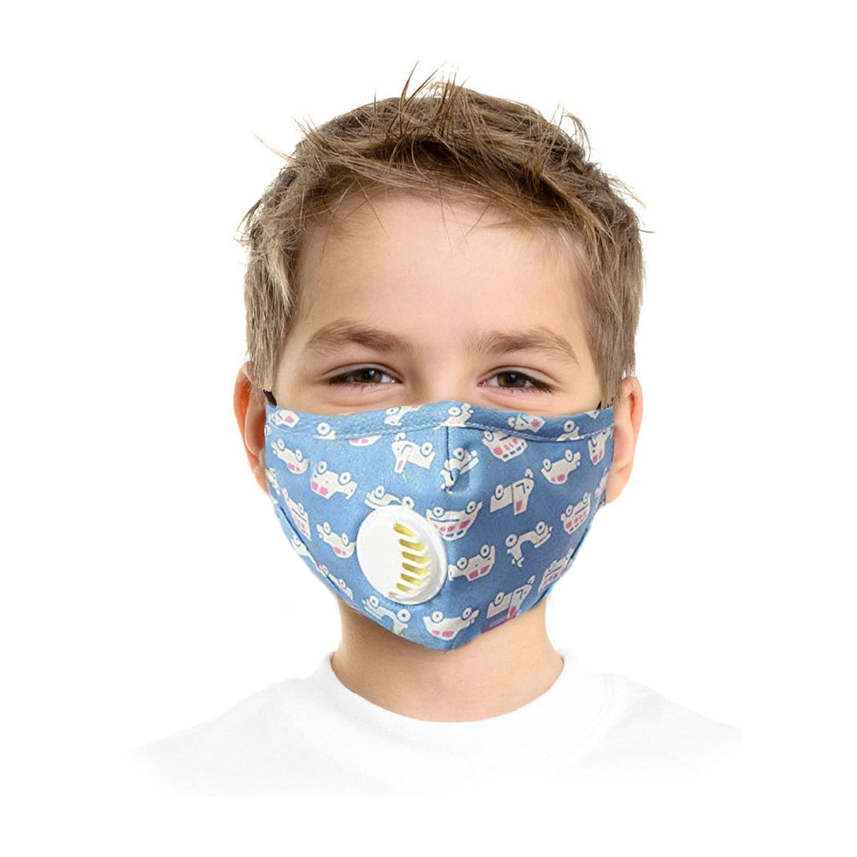 Childrens Cars Face Mask