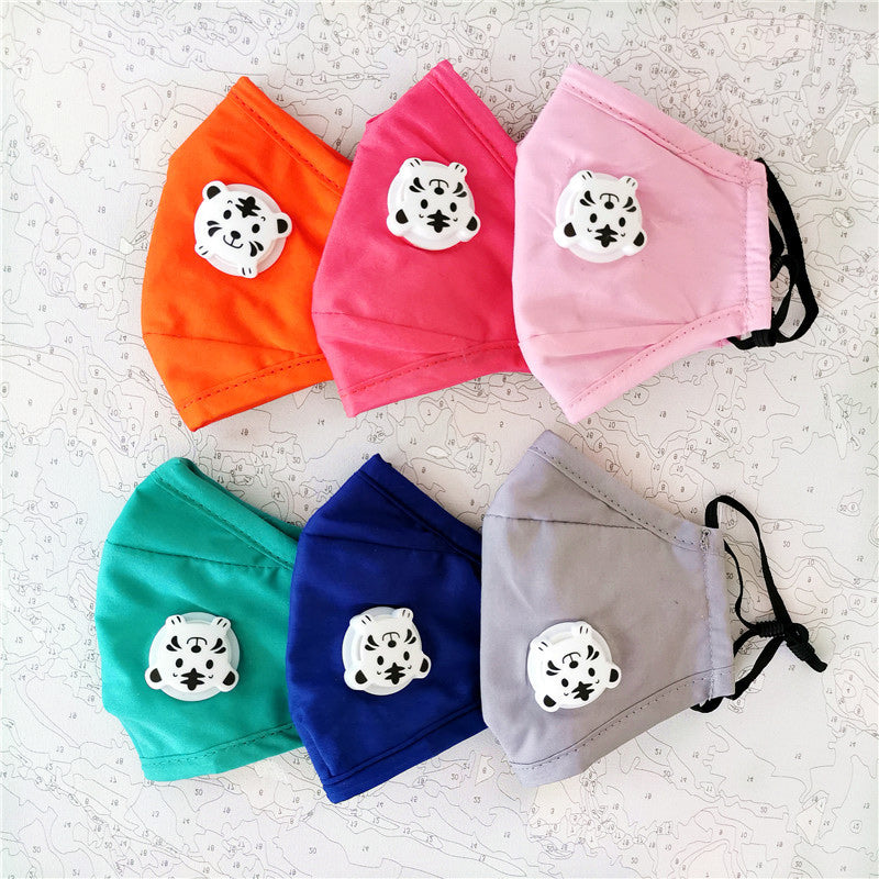 Childrens Cat Face Mask