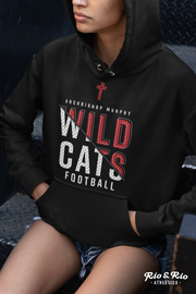AMHS Football 'Dual Threat' RxR signature hoodie