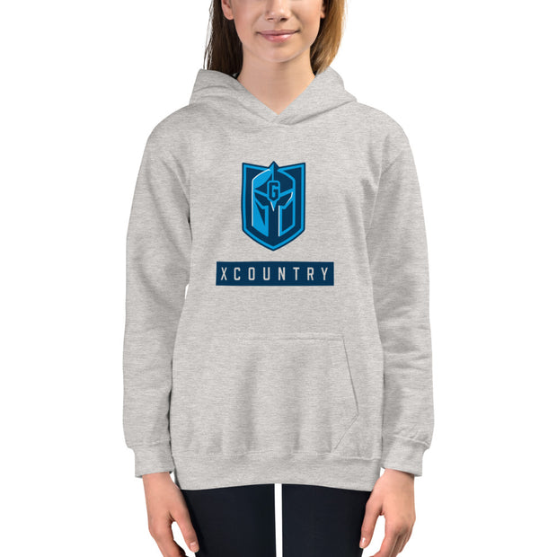 Gateway 'Icon' X Country kids hoodie