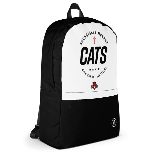 AMHS 'Excellence' medium-sized backpack (w/b)