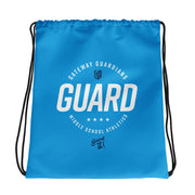 Gateway 'Excellence' light blue cinch bag