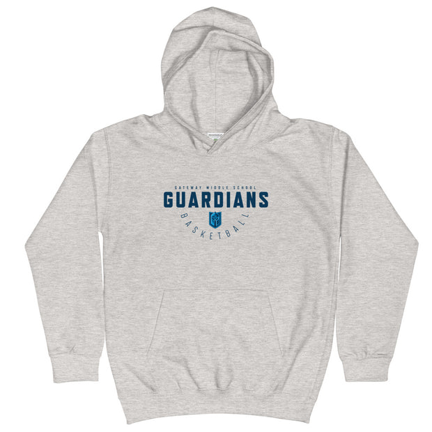 Gateway 'Hoops Classic' youth hoodie