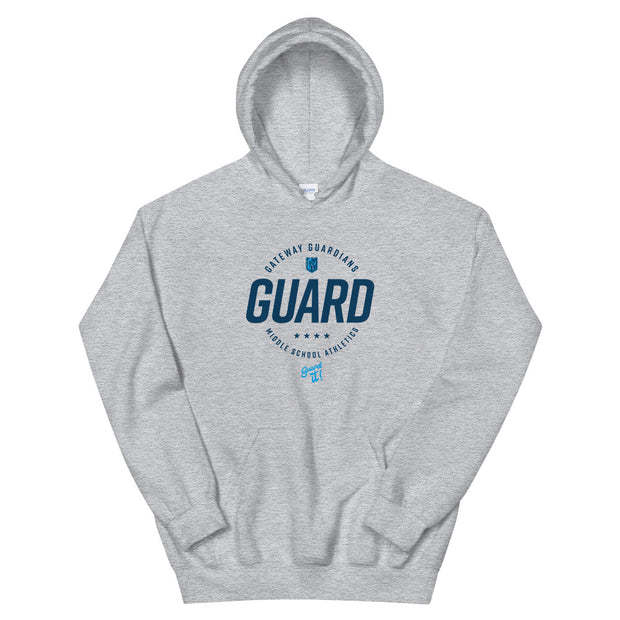 Gateway 'Excellence' hoodie
