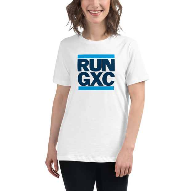 Gateway 'RUN GXC' women's relaxed t-shirt