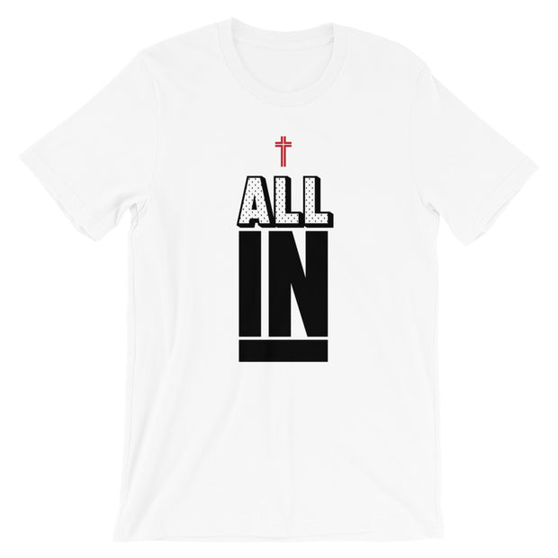 AMHS 'All In' t-shirt