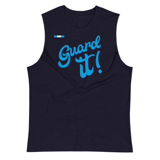 Gateway 'Guard It' muscle shirt