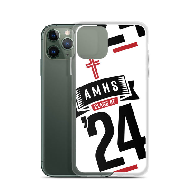 AMHS 'Class of '24' iPhone case