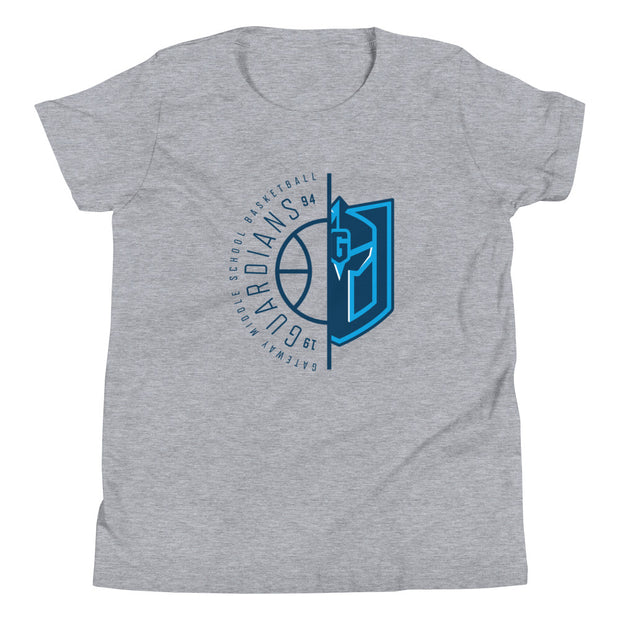 Gateway 'Hoops 180' youth t-shirt