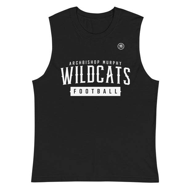 AMHS Football 'Premier' muscle shirt