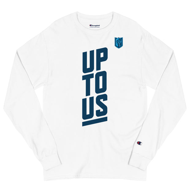 Gateway 'Up To Us' Champion® l/s shirt