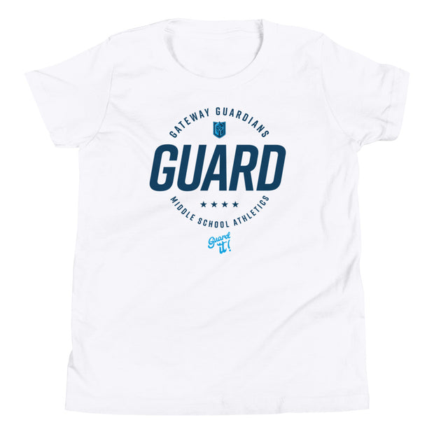 Gateway 'Excellence' youth t-shirt