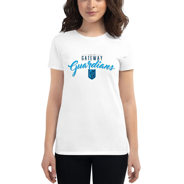 Gateway 'Wild Side' women's t-shirt