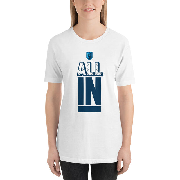 Gateway 'All In' unisex t-shirt