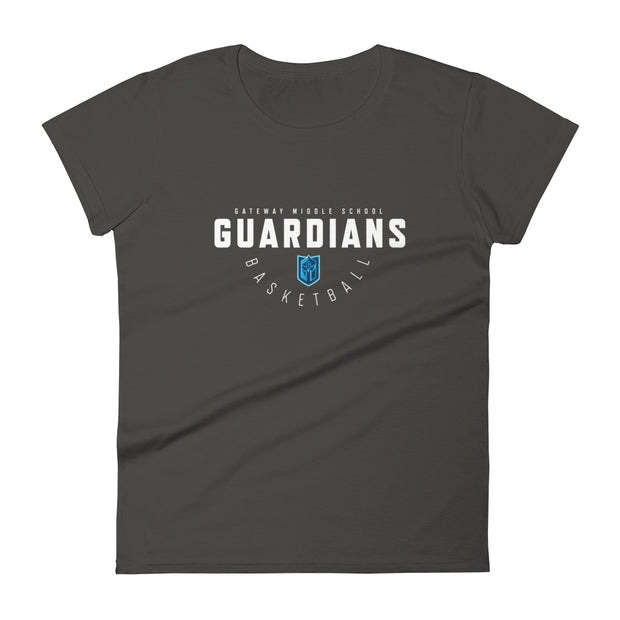 Gateway 'Hoops Classic' women's t-shirt