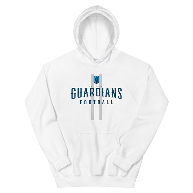 Gateway 'Royalty' Football hoodie