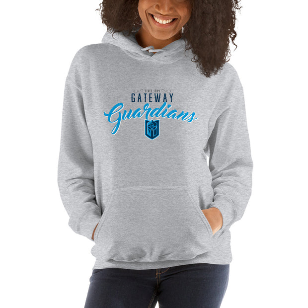 Gateway 'Wild Side' women's hoodie