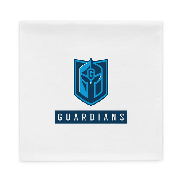 Gateway 'Icon' white pillow case