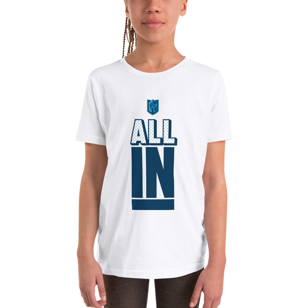Gateway 'All In' unisex youth t-hirt