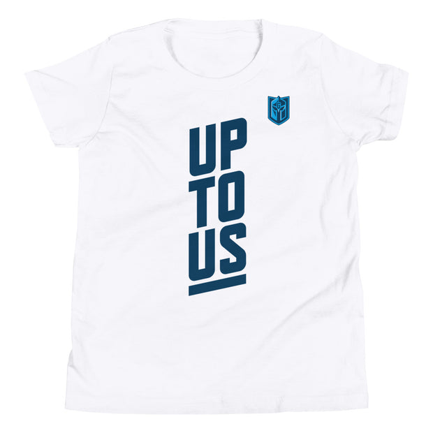 Gateway 'Up To Us' youth t-shirt