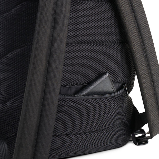 Gateway 'Excellence' medium-sized backpack (db/w)