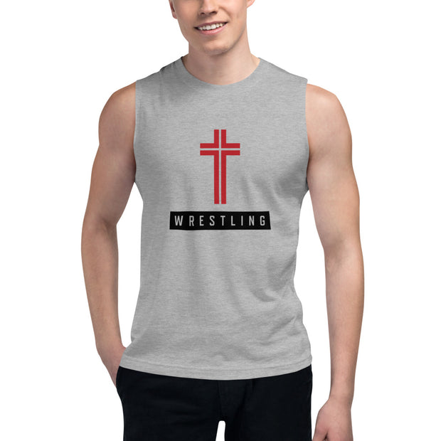 AMHS 'Icon' Wrestling muscle shirt