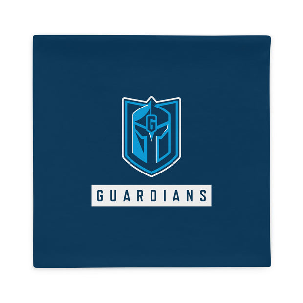 Gateway 'Icon' blue pillow case