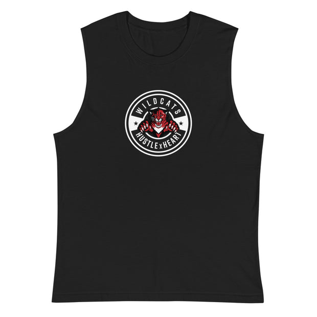 JWB 'Imperial' muscle shirt