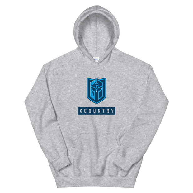 Gateway 'Icon' X Country hoodie