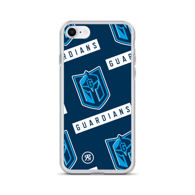 Gateway 'Icon' blue iPhone case