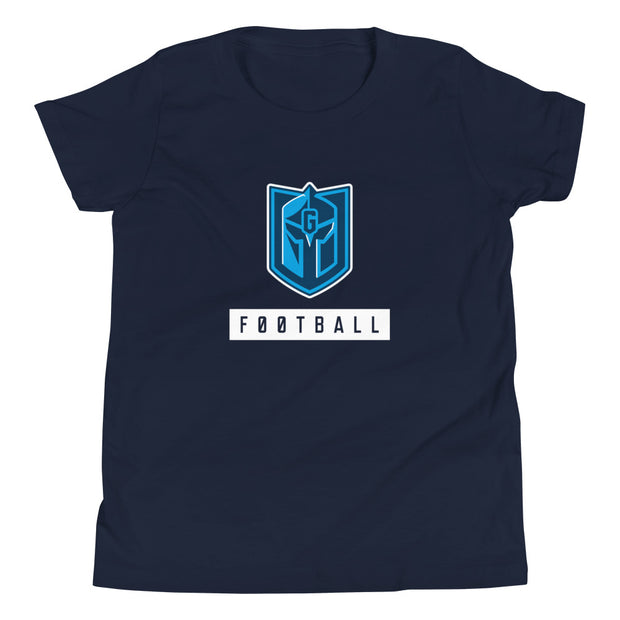 Gateway 'Icon' Football youth t-shirt