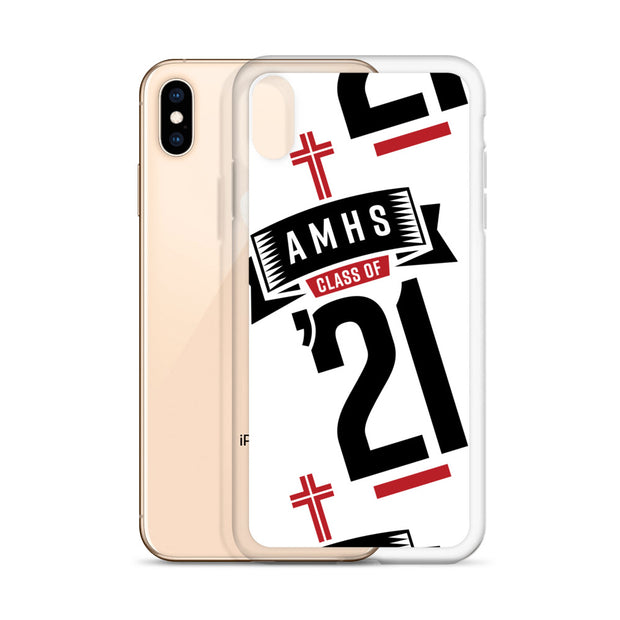 AMHS 'Class of '21' iPhone case