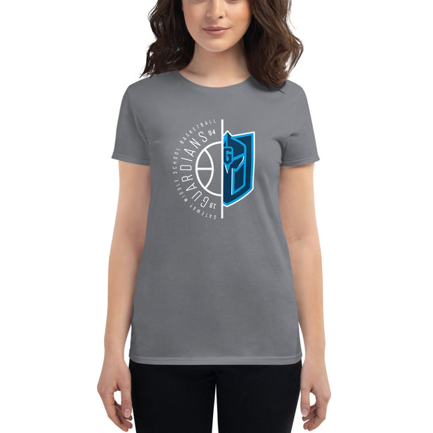 Gateway 'Hoops 180' women's t-shirt