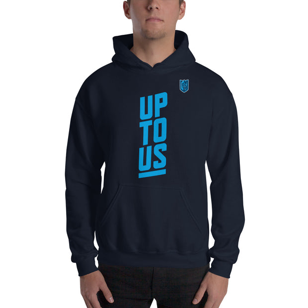 Gateway 'Up To Us' hoodie