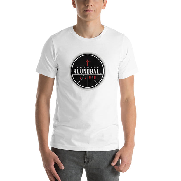 AMHS 2019 Roundball Club t-shirt (b/w)