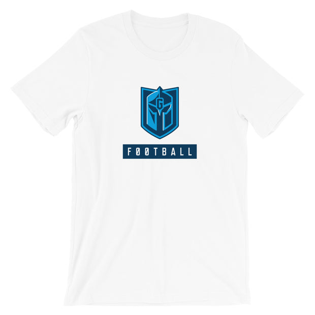 Gateway 'Icon' Football t-shirt