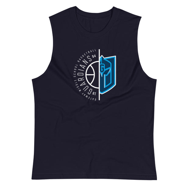 Gateway 'Hoops 180' muscle shirt