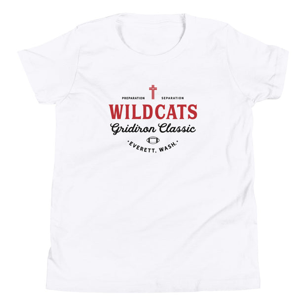 AMHS 'Gridiron Classic' youth t-shirt
